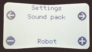 Robot Sound Pack