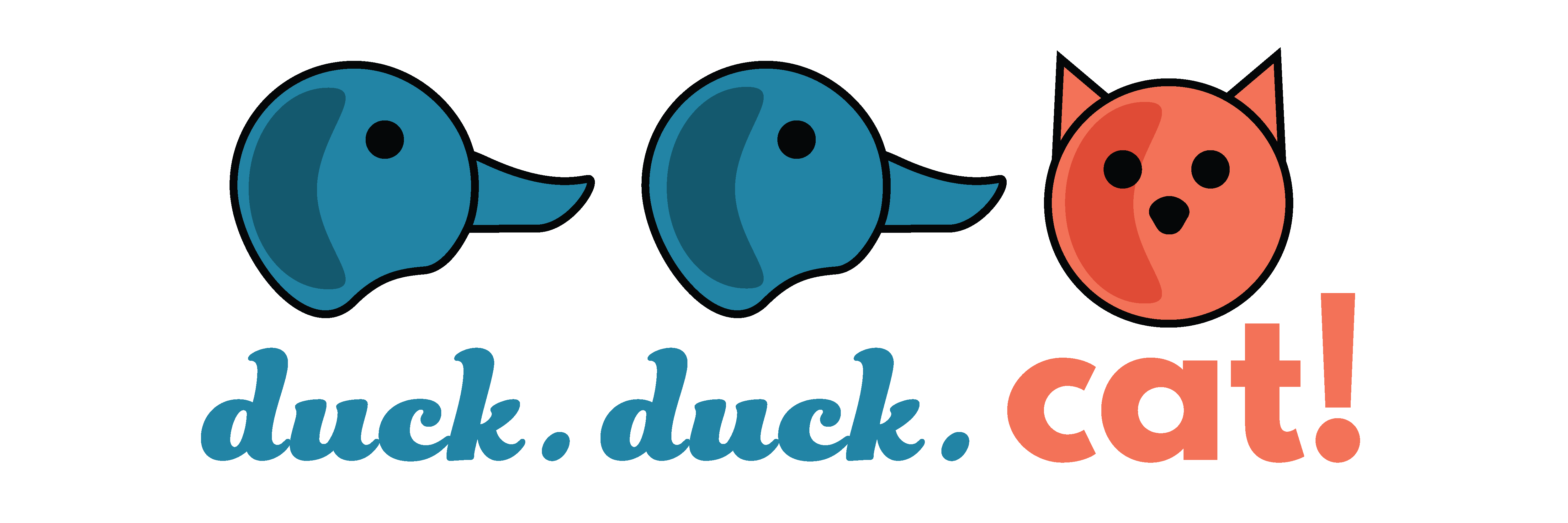 We Are Excited To Announce Our New Name: Duck, Duck, Cat!